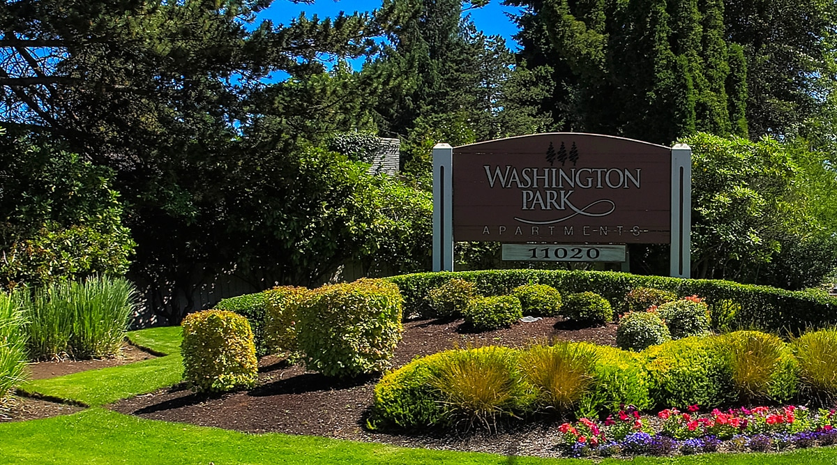 Washington Park Apartments Kent